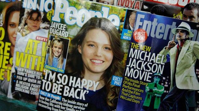 Jaycee Dugard Will Publish Memoir This Summer