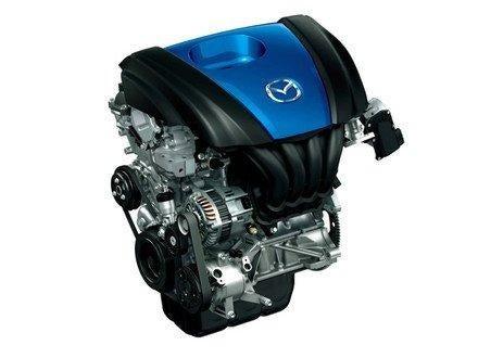 Mazda's 70 MPG 1.3-liter gasoline engine
