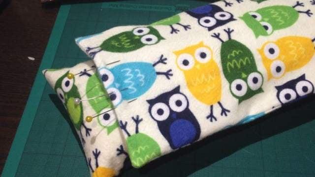 Make a DIY Microwave Heat Bag