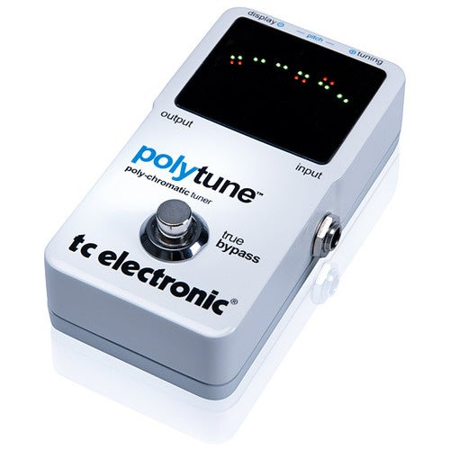 PolyTune Tunes All Your Guitar Strings at Once, Saves Time for Serenading