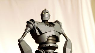 New High Quality Toy Line Will Start With The Iron Giant