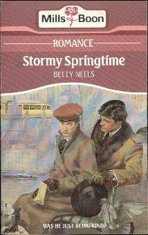 Worst 80's Romance Hero Contestant #2: Dr. Ralph Culver, Stormy Springtime.