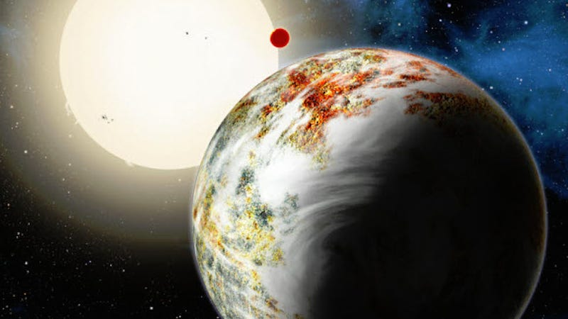 "Astronomers Discover New ""Mega-Earth"" In Distant Constellation"