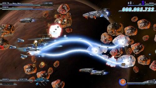 Söldner-X 2: Final Prototype's Lovely Bullet Hell