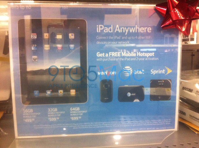 Buy an iPad at Best Buy, Get a Free Mi-Fi
