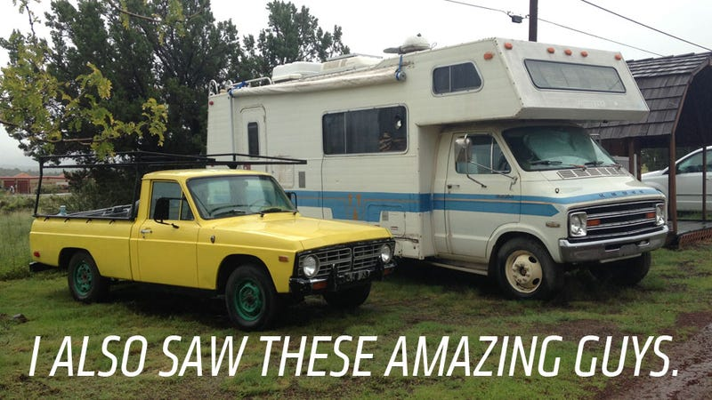 ​Cross-Country In A Vintage RV, Part Two: The Non-Quickening