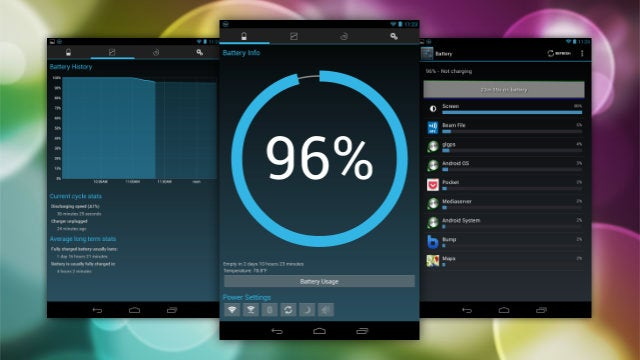 Battery Widget Reborn Is an Elegant, Smart Battery App for Android