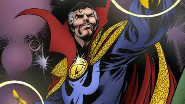 Marvel Moving Forward With a Doctor Strange Movie?