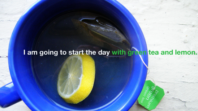Add Lemon to Green Tea for an Even Healthier Drink