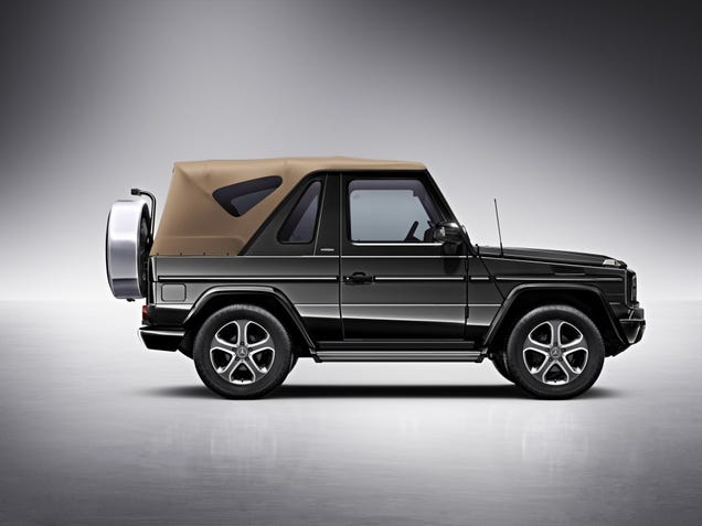 Would you buy a proper nissan convertible suv