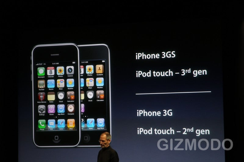 Original iPhones, 3G Can't Fully Upgrade to iPhone OS 4