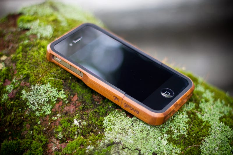 Why I Love An Imperfect $70 Wooden iPhone Case
