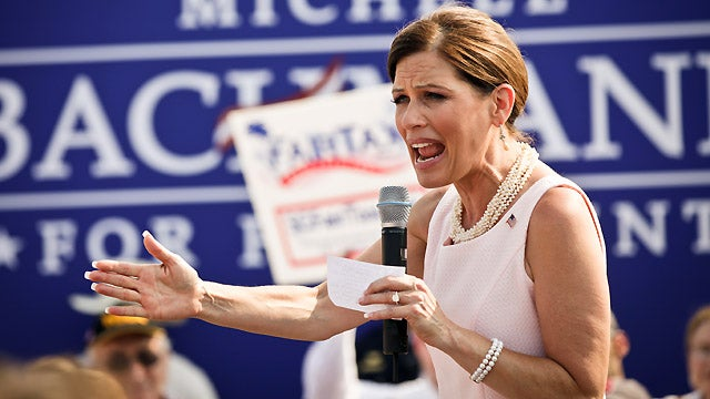 Rick Perry Is Ruining Everything For Michele Bachmann