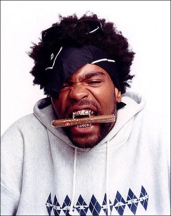 Whatever You Do, Don't Ask Method Man for His Autograph