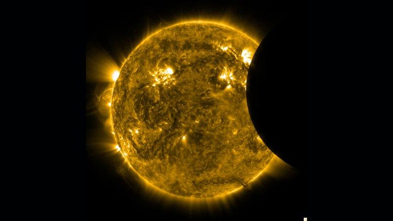 """""""It's a Pac-Man Sun!"""""""