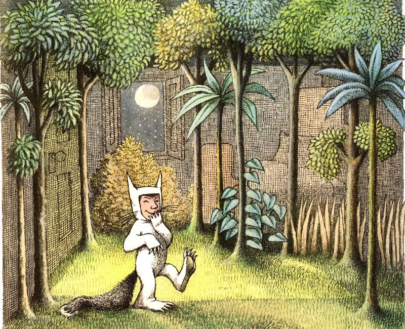 "The One ""Wild Things"" Change That Bothered Maurice Sendak"
