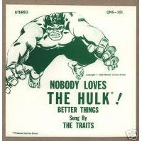 Ten Kickass Songs About Comic Books, Plus One Weird Ditty