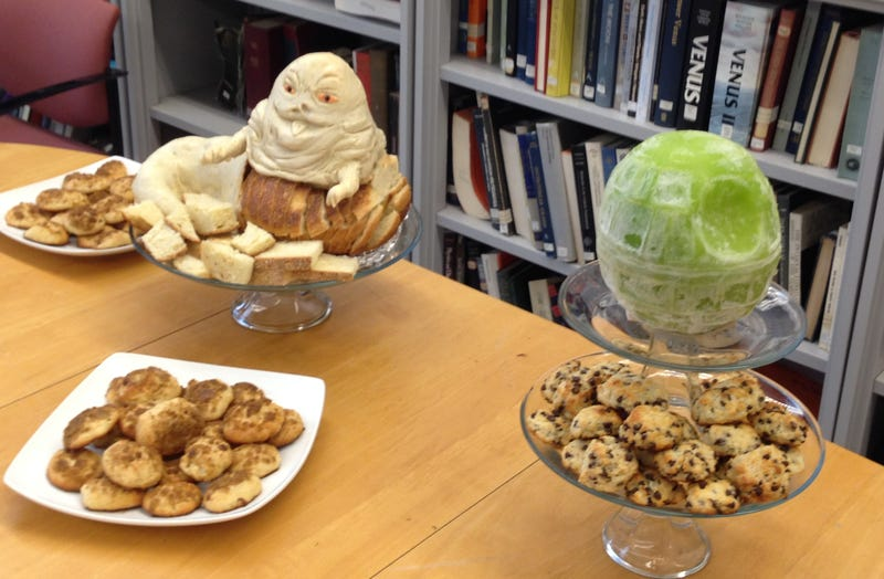 A Star Wars-Themed Astronomy Tea Party at UC Berkeley