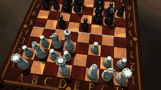 The Sequel To Chess is Out Today
