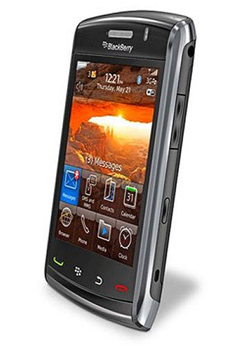 The Heavily Leaked BlackBerry Storm 2 Gets Unofficially Officially Announced