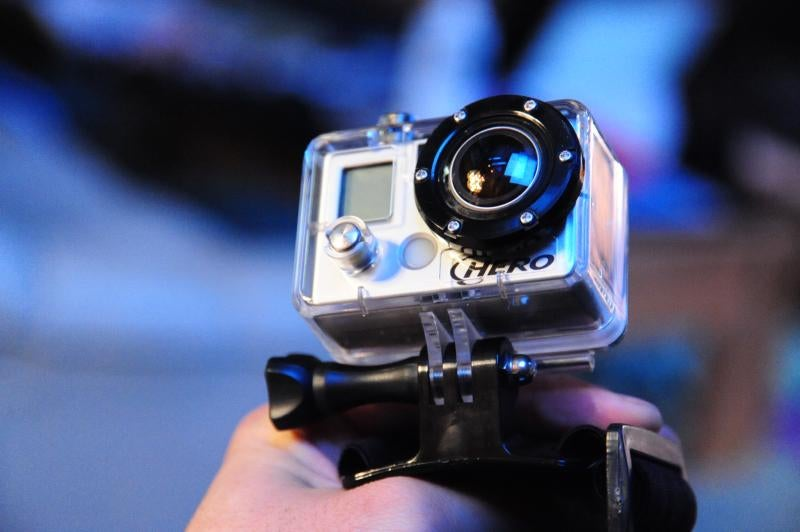 GoPro Hero Wide Sports Camera: Lightning Review