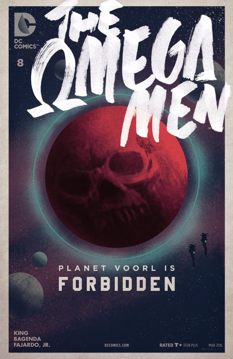The Omega Men Are Not Superheroes