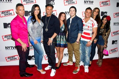 Jersey Shore Cast Trying Their Best To Help Out Hurricane Relief Efforts