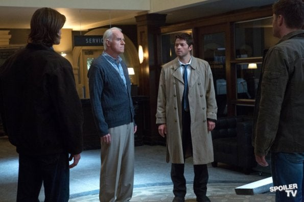 Supernatural Episode 8.08 Photos