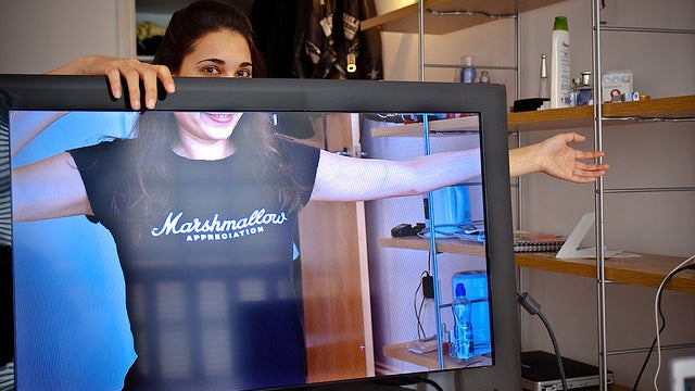 """Halp, I'm Stuck In My PC!"" And Other Fun Transparent-Gadget Hacks"