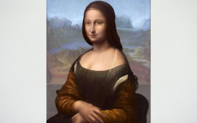 "French Scientist Claims the ""Real"" Mona Lisa Is Hidden Underneath the Famous Painting"