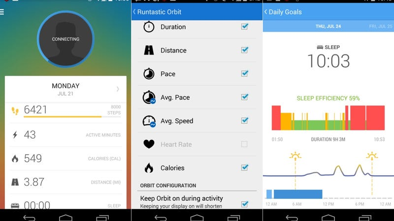 Runtastic Orbit Hands-On: A Fitness Tracker With a Few New Tricks