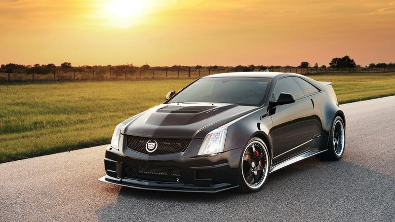 Here's The 1,226 HP Cadillac That's Challenging Bugatti