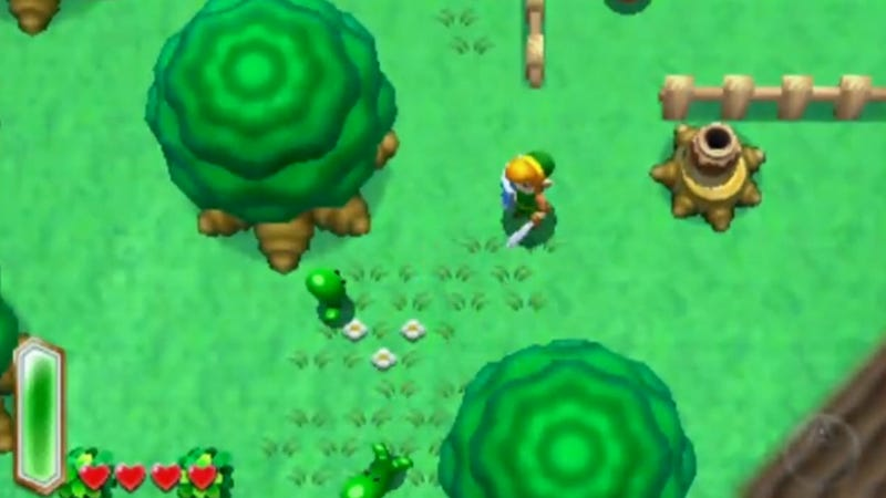 The Next 3DS Zelda Is Set In The World Of Link To The Past