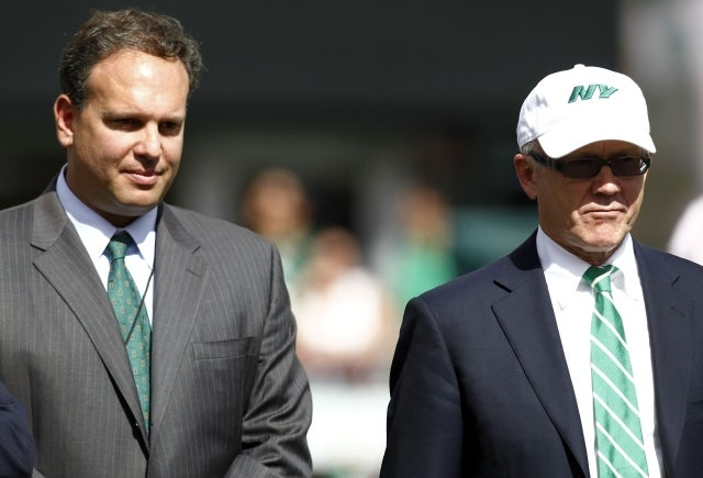 The Jets Are Trying To Get Two General Managers To Work Together, Since It Went So Well To Have Two Quarterbacks Do That