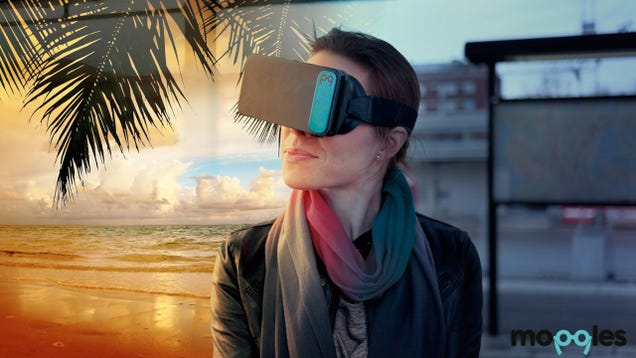 ​Is That a VR Headset In Your Pocket?
