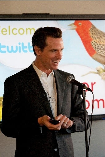 What the Hell's Wrong with Gavin Newsom?