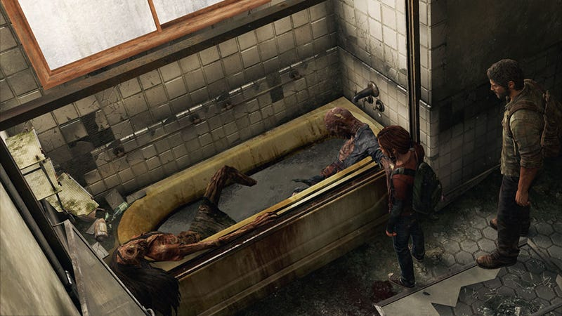 Survive The Last of Us By Smashing People's Faces In With Bricks