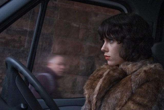 Watch Scarlett Johansson play a weirdo alien in Under the Skin trailer