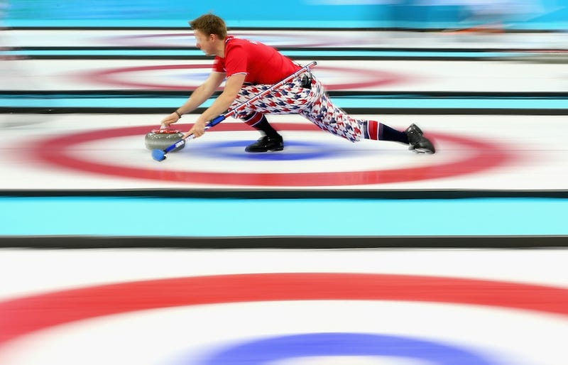 Who Says There's No Room In Curling For Fashion?