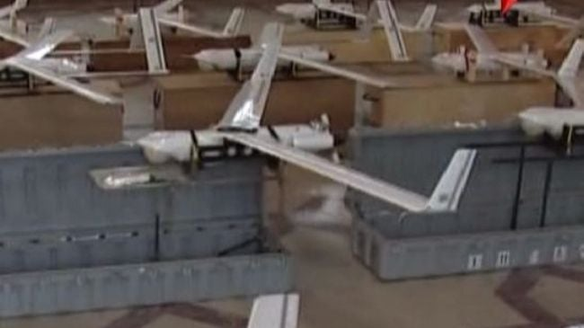 "Iran Is Mass Producing Knock-Offs of the US Drone It ""Downed"""