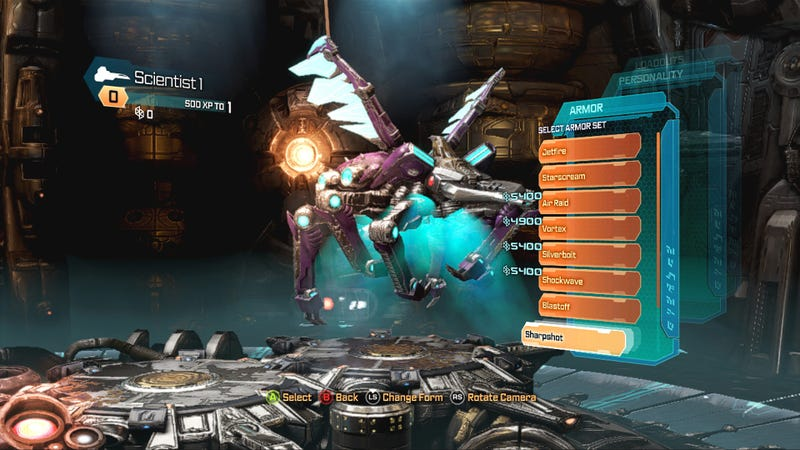 Transformers: Fall of Cybertron's Multiplayer Gets Infinitely More Buggy Today
