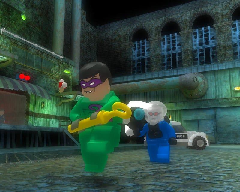 Lego Batman Just Got A Whole Lot Cooler