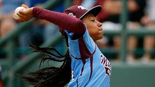 Mo'ne Davis Pitches Tonight. This Is Why You Need To Watch.