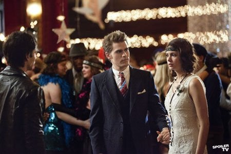 New Shots From Vampire Diaries