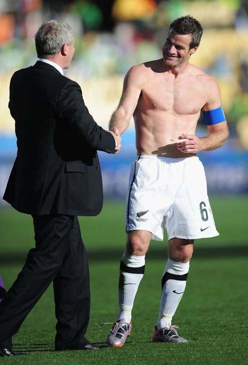 Your Daily World Cup Abdominals Roundup: Tasty Kiwis