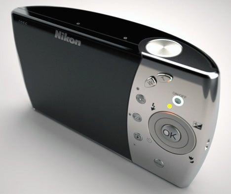 Nikon Touchcam Concept Battles The Elements... In Our Dreams