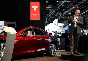 The Stock Market Is Hot for Tesla's Pretend Car