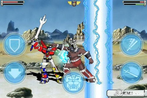 Voltron Gets Served, Skulks Off To iPhone