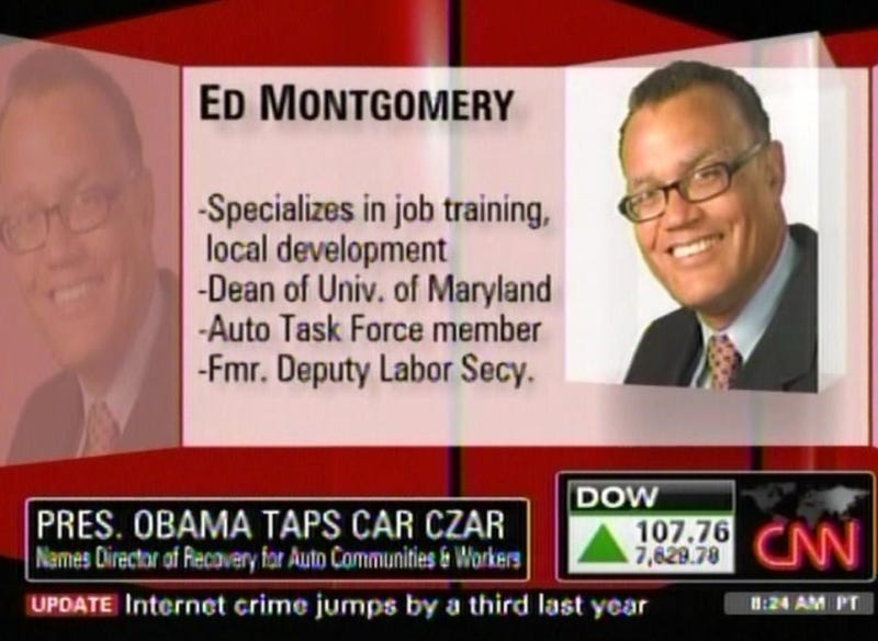 Who The Hell Is Ed Montgomery?