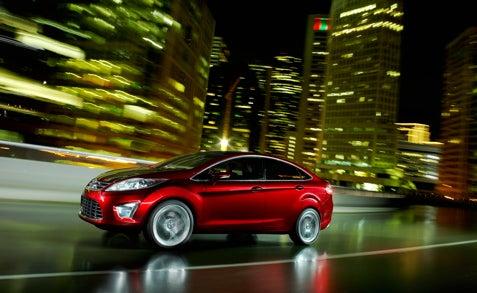 Detroit Auto Show: Ford Verve Concept